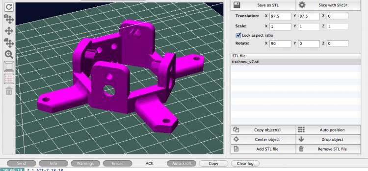 Repetier-Host, impresión 3D fácil y asequible.
